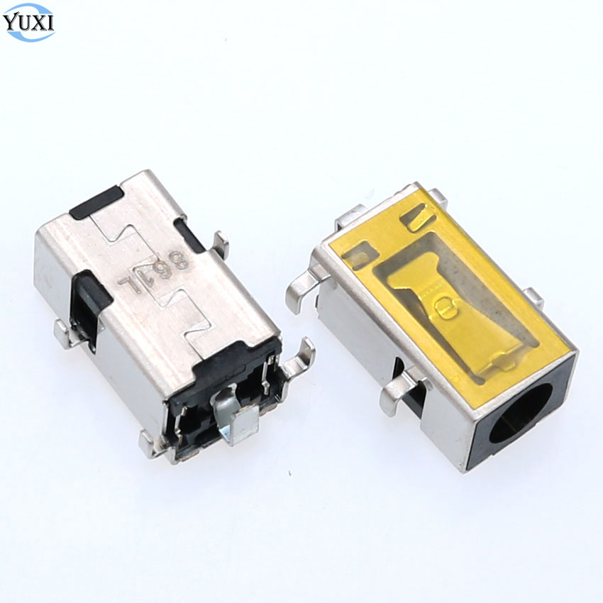YuXi 1 pcs Brand New DC Power Jack Charger Porto Plug Conector do Soquete para Lenovo Ideapad 100-14IBD 100-15IBD