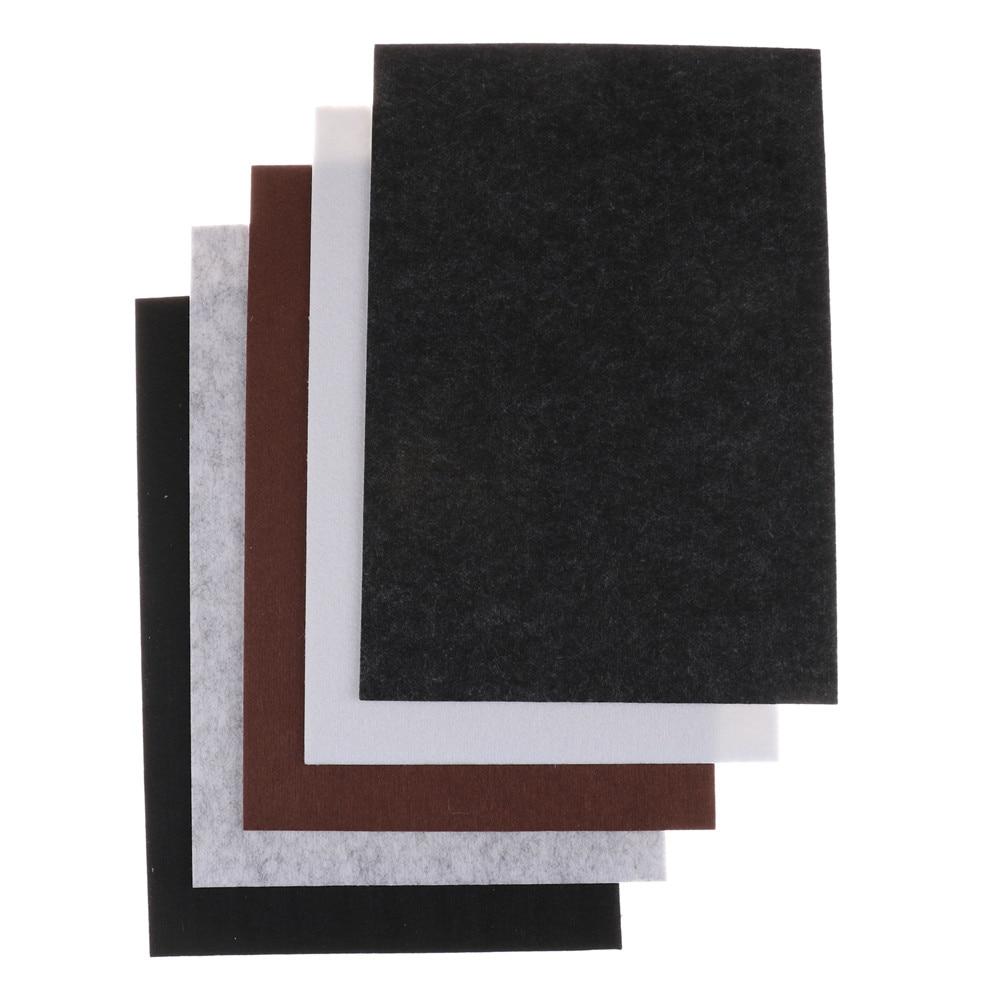 1 шт., самоклеящиеся квадратные войлочные прокладки, 30 х21 см-0