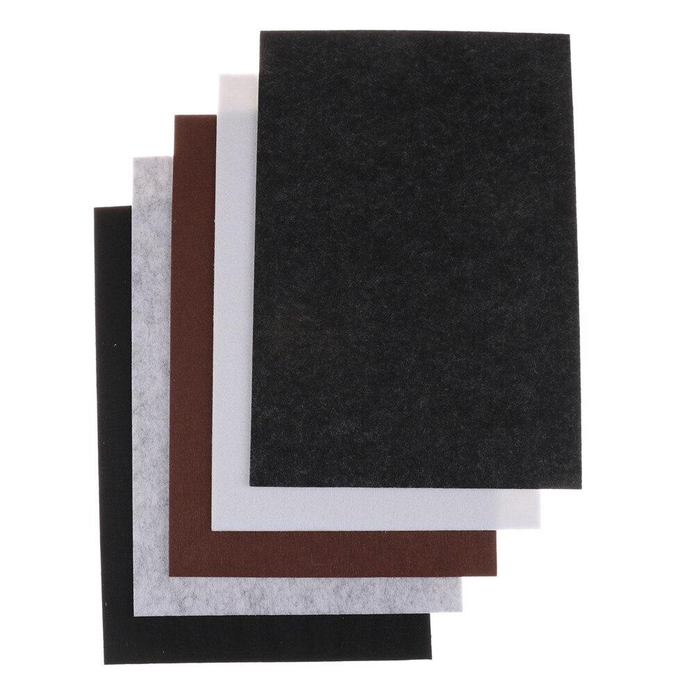 1 Uds almohadillas de fieltro cuadradas autoadhesivas protector de suelo para muebles accesorios de muebles DIY 30x21cm