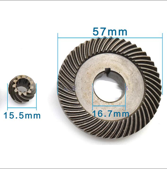 Spare parts pinion contrate gear wheel for Air Pneumatic carton stripping paper edge cutter waste discharge,corrugated machine enlarge