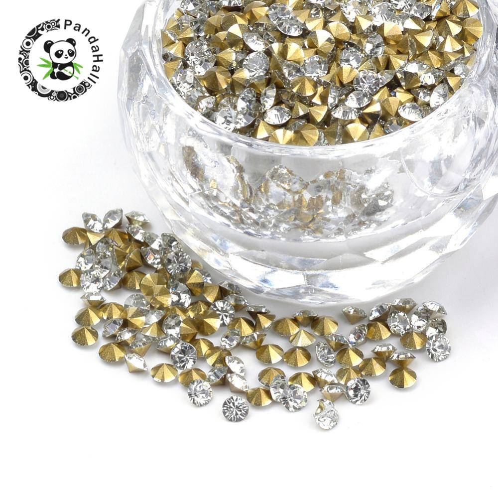 Diamante forma grau aaa apontou para trás resina strass claro 3mm 4mm accessoriesfor diy jóias fazendo claro preto cor misturada