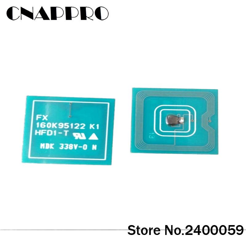 Chip de tóner de reinicio genuino CT200554 para Fuji Xerox docucenter 900 1100 4110 4590 9000 Chip de cartucho