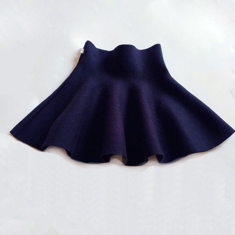 Vêtements dhiver pour bébés filles   Jupe Tutu de princesse décontractée en tricot, vêtements de noël pour enfants de 6 m à 14 ans, nouvelle collection