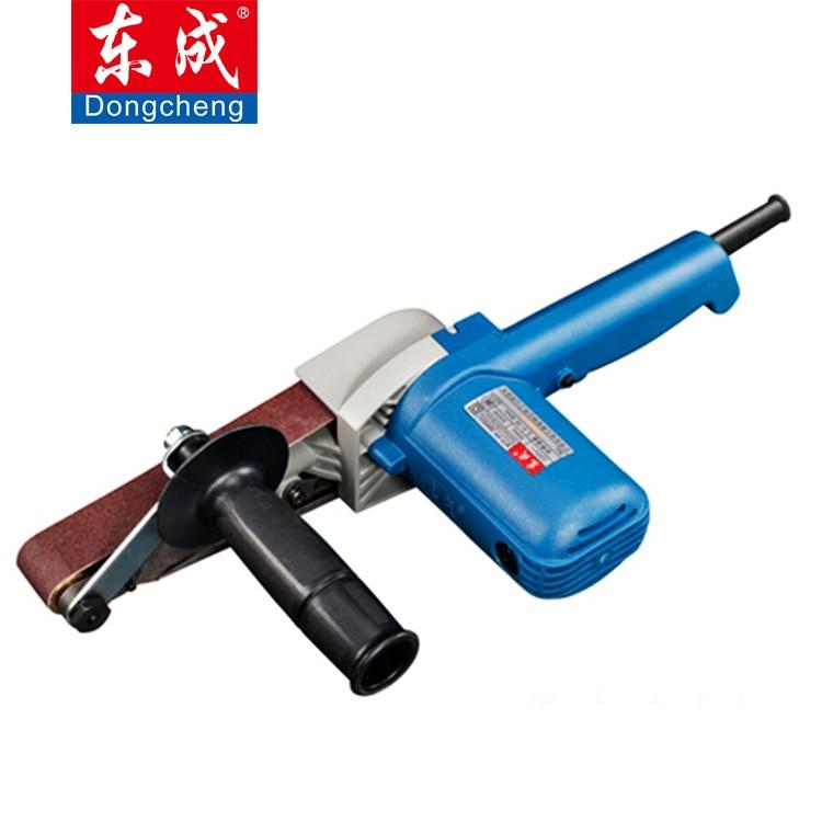 550w 220v Tube Belt Sanders Polisher,portable Polishing Machine For Stainless Steel Processing Tool