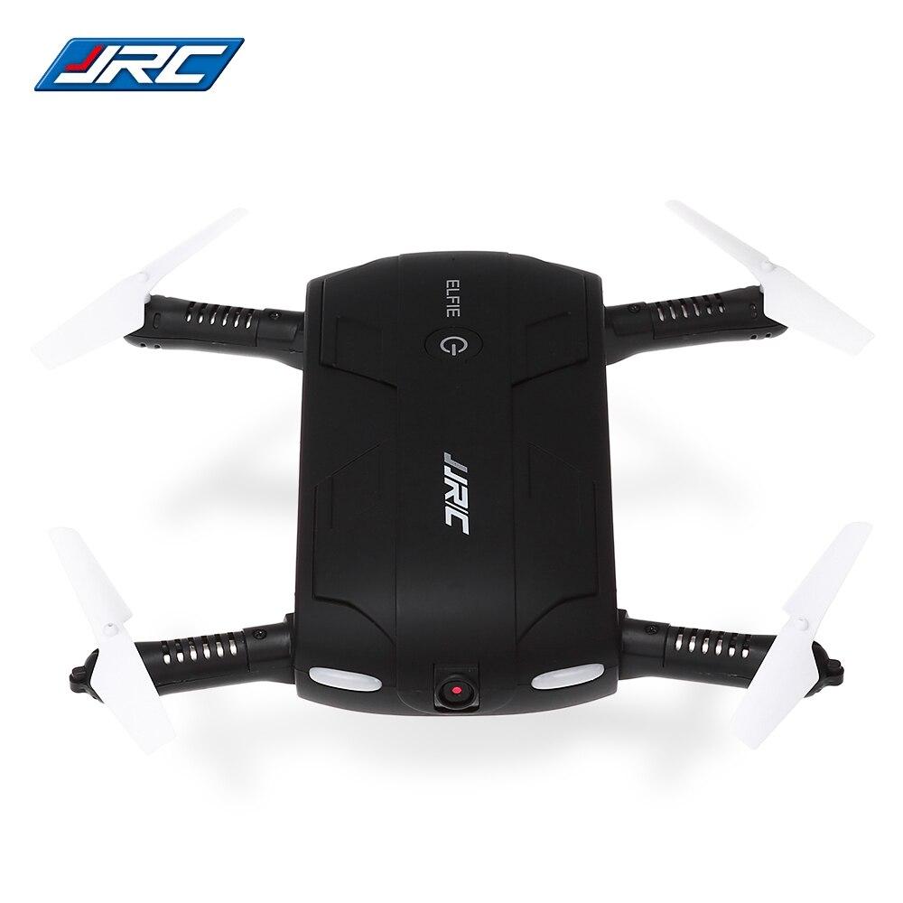 Nos almacén envío JJRC H37 Elfie bolsillo RC autofoto Drone con FPV cámara HD 720P helicóptero Quadcopter Drone modo sin cabeza