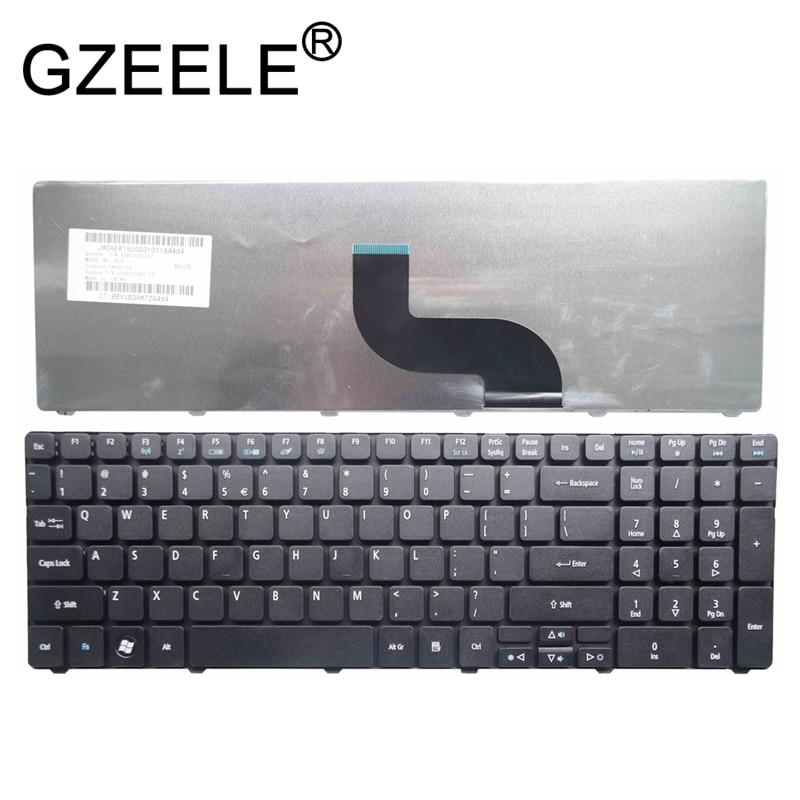 GZEELE UNS Tastatur Für Acer Aspire 5749Z 5742ZG 7741Z-4641 7741Z-4643 7741G-384G50MNKK für Gateway ZQ2 ZR7 ZYB Laptop Tastatur