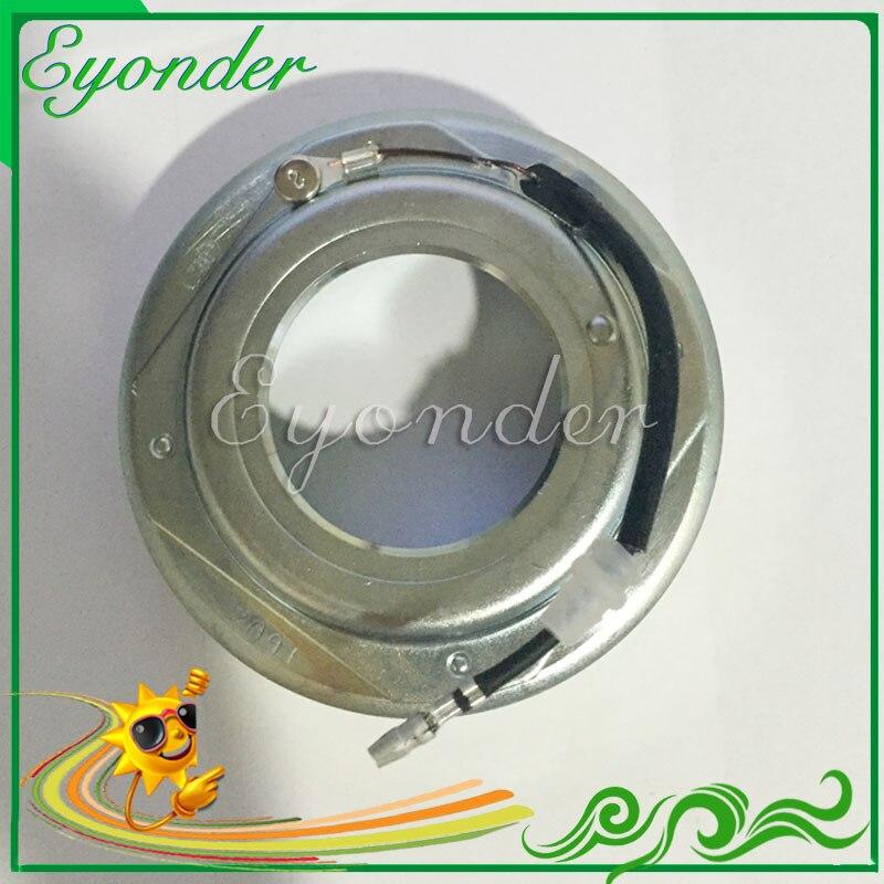 Ar Condicionado AC A/C Compressor Embreagem Eletromagnética Bomba Magnética Polia única Bobina de ignição para Suzuki Vitara Volvo S80 96*64*45*28