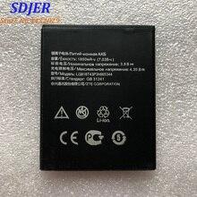High Quality Li3818T43P3h665344 1850mAH 3.8V Original Phone Battery For ZTE TWM AMAZING A5S Blade GF