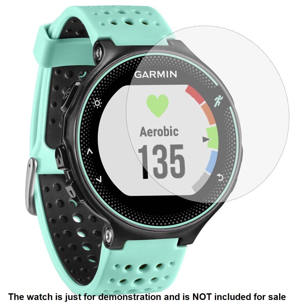 Funda protectora de pantalla LCD transparente 3x para Garmin ForeRunner FR 235 230, reloj deportivo para correr, película de pantalla LCD