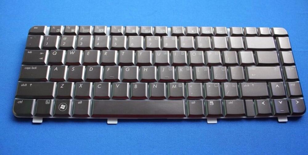 Teclado para HP pabellón dv3-2000 dv3t-2000 dv3-2100 dv3-2200 dv3-2300 Presario CQ30 CQ35 CQ36 nos diseño