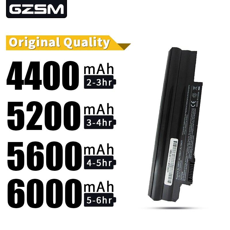 Bateria para Notebook Acer Aspire One 522 D255 HSW 722 AOD255 AOD260 D255E D257 D257E D260 D270 E100 AL10A31 AL10B31 AL10G31 Bateria Akku
