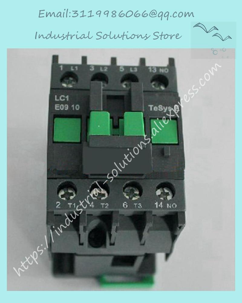 Alternando Contator LC1E50M5N LC1E50M5N 50A AC220V Local