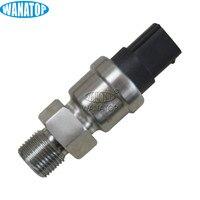 New LC52S00012P1 8607307 Pressure Sensor 50MPa For Kobelco Excavato SK200-6 200-5