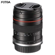 Objectif Macro grand Angle à mise au point manuelle 35mm F2.0 plein cadre pour Nikon F D7100 D3200 D3300 D5300 D750 D5100 D90