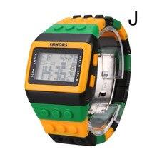 2020 Hot Special  Unisex Colorful Digital Wrist Watch Vintage Relogio Feminino Masculino Erkek Kol Saati Mens Watches Skmei Saat