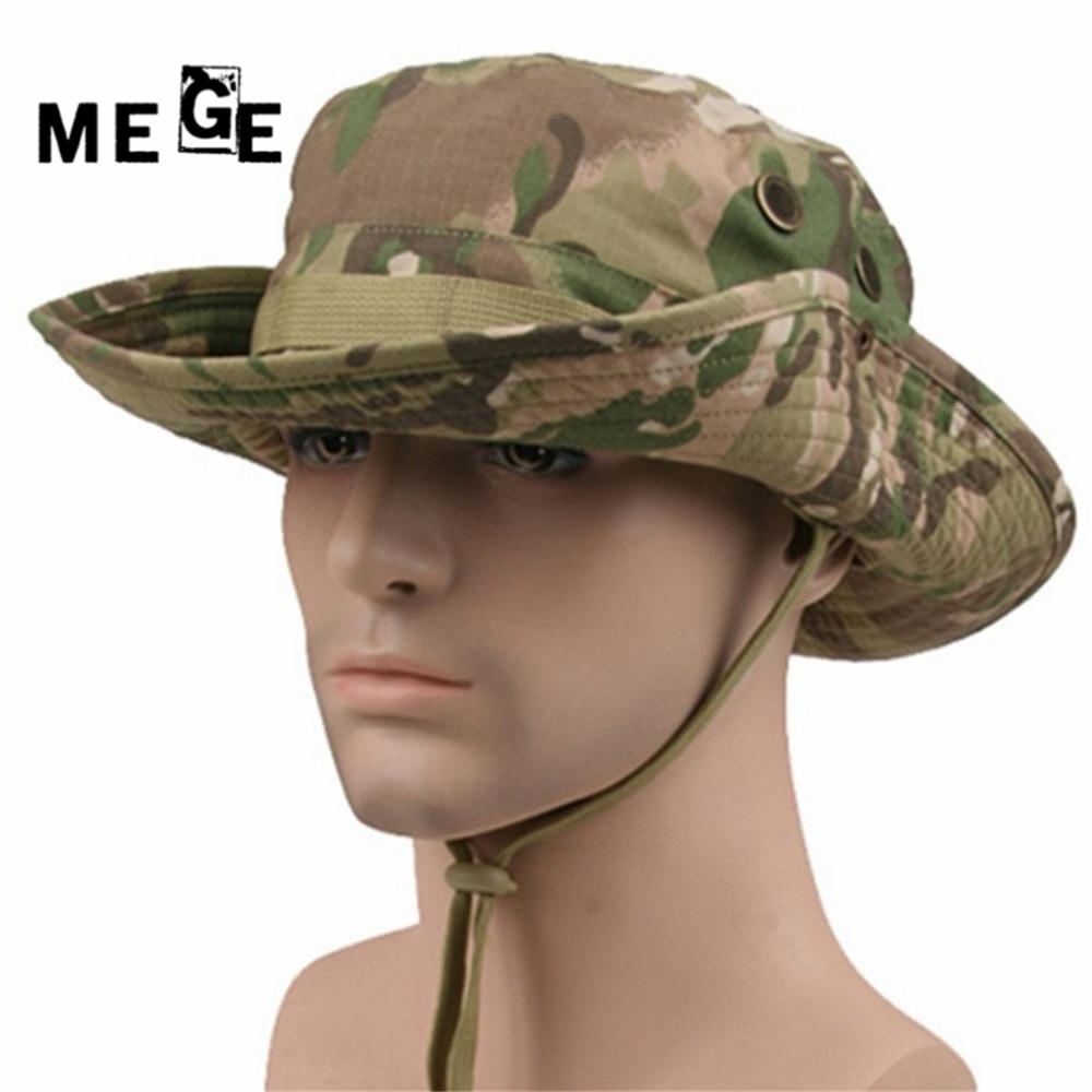 MEGE 14 видов цветов камуфляжная тактическая страйкбольная снайперская камуфляжная кепка Boonie непальская Кепка армейская Мужская американская военная Бесплатная Размер 59-60