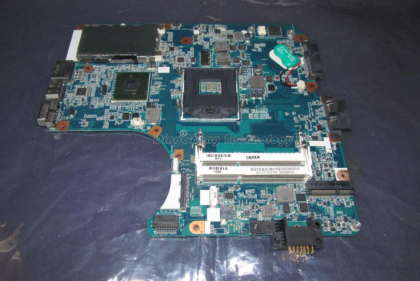 Placa base HOLYTIME MBX 223 para ordenador portátil Sony M960 MBX-223 1P-009CJ01-6011 A1771567A REV 1,1 con tarjeta gráfica integrada