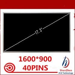 17.3 Laptop LCD Tela para ASUS K73 K75 K73E K73S K73B K75E K75VM K75DE Série 1600*900 PINOS 40