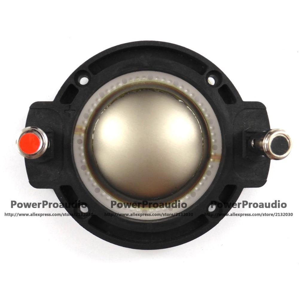 Aftermarket диафрагма для 18 звуков ND1070, ND1090, HD1050 драйвер для EAW DN-10/1702-8, 8 Ом 44 мм P/N 0010029, 0016818