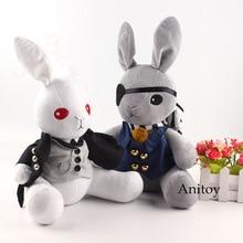 Плюшевая кукла куросицудзи, Черный дворецкий, кролик, для косплея, Ciel Phantomhive, мягкая игрушка для детей 32 см