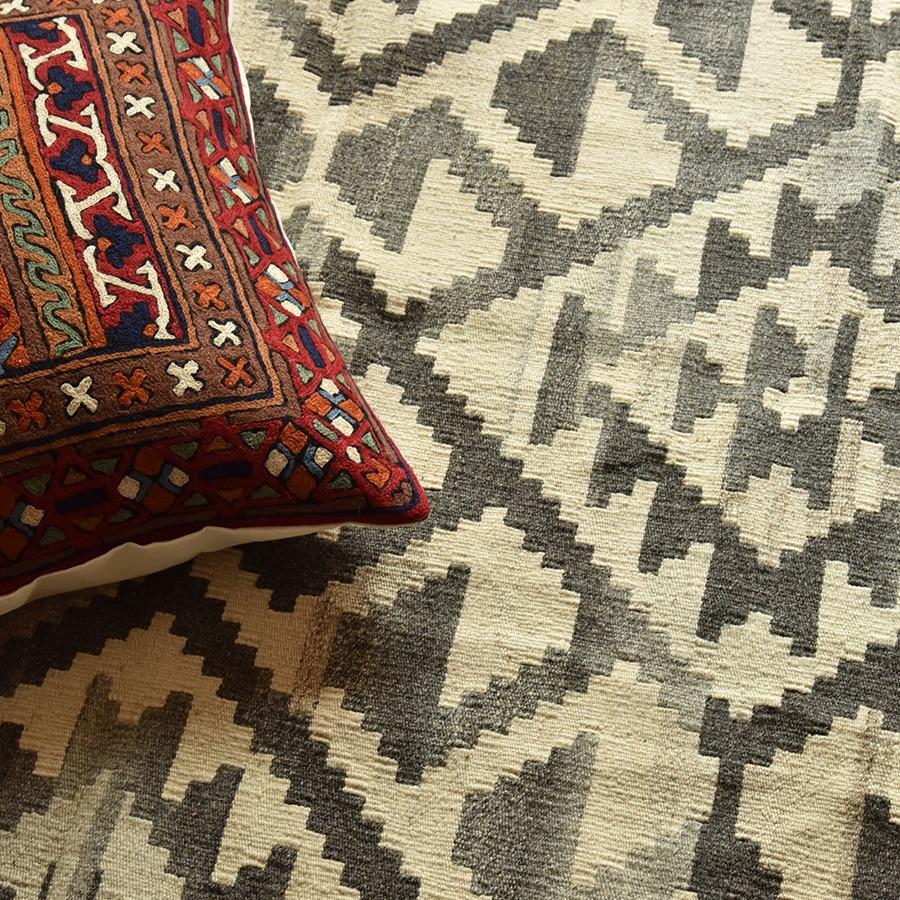 Alfombra Aubusson de lana tejida a mano Francés Chic estilo victoriano