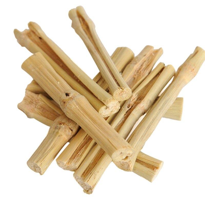 Doce bambu vara 50g ramo hamsters chinchillas coelho papagaio rato porquinho da guiné lanches tratar molar limpeza dentes mastigar brinquedo