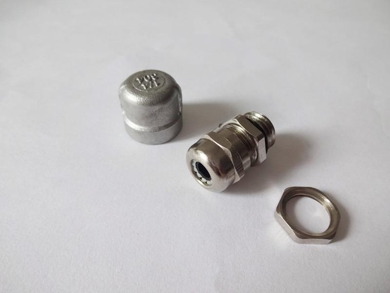 Разъем Thermowell диаметром 11 мм с резьбой и черным силиконовым уплотнительным кольцом 1/4