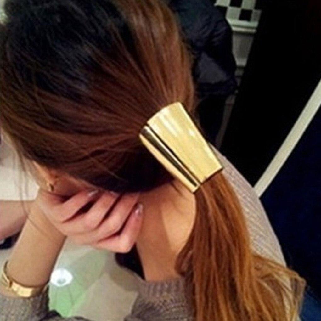 Banda para el pelo, brazalete, Coleta, soporte, elástico, Punk, Metal