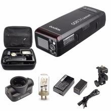 Godox AD200 200Ws 2.4G TTL Flash Strobe Kit w/ X1T-C w/ AD-B2 w/ Bd-07 for Canon,Flash Strobe for Canon DSLR Camera