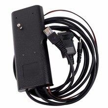 Câble de programmation 3in1 sans nervure pour Motorola GP88 GP300 P110 GP2000 CP040 GM300 Radio bidirectionnelle