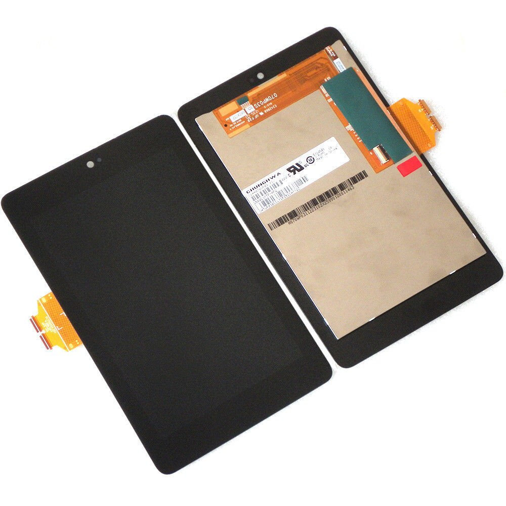 Para Galaxy Nexus 1 De Julho st ME370T tablet tablet com uma tela de toque de vidro com assembléia display LCD