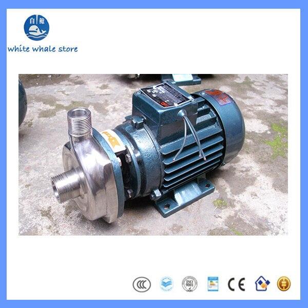 Bomba centrífuga eléctrica de acero inoxidable 380V50HZ 2HP