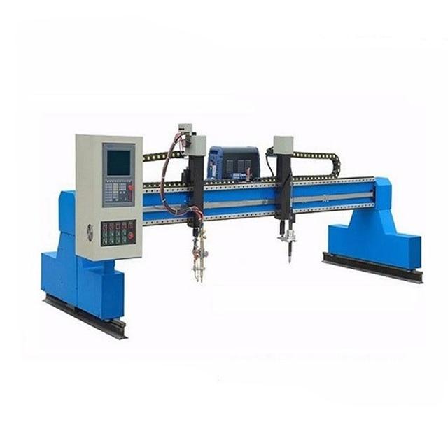 Gantry heavy cnc plasma cutting machine for Metal plate plasma cutting