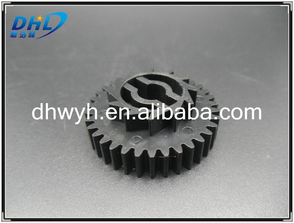 Frete grátis 6lh68705000 6la05455000 para toshiba e studio 520 550 600 650 720 12 t/35 t engrenagem fusor limpeza web