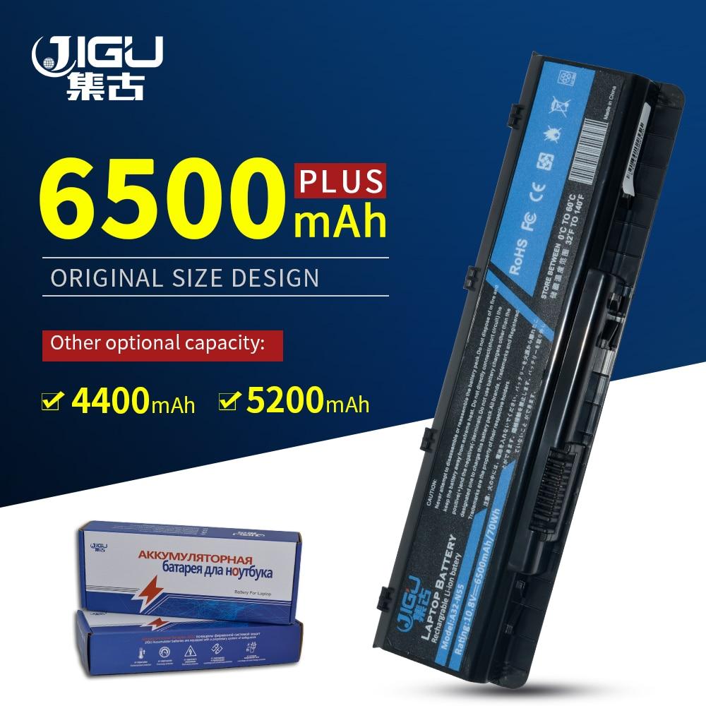 JIGU Laptop Battery For Asus N55 N55E N55S N75E N75S N75SV N75 N56VB A32-N45 A32-N55 N45 N45E N45S  N45F N45J N45J