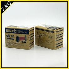 Cinta de Oro IDP Smart 650682 SIADC-P-MG para usar con impresora de tarjetas inteligentes 50 s, 50l, 50d, 30s-1200 huellas
