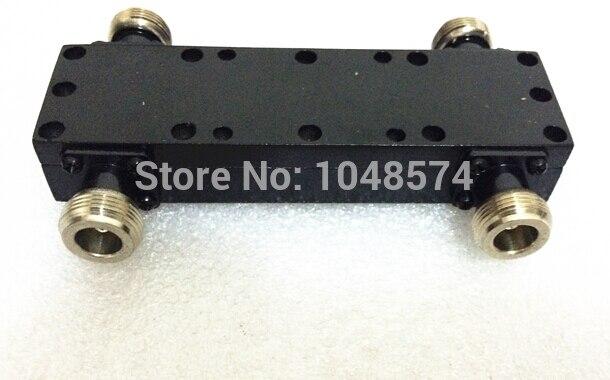موصل أنثى UHF 350-520MHz 50W ، 2 في 2 ، 3 ديسيبل ، مختلط ، شحن مجاني