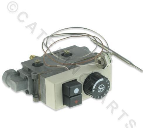 710 MINISIT 0.710.743 фритюрница термостатический газовый клапан 120 200 C термостат|gland| |