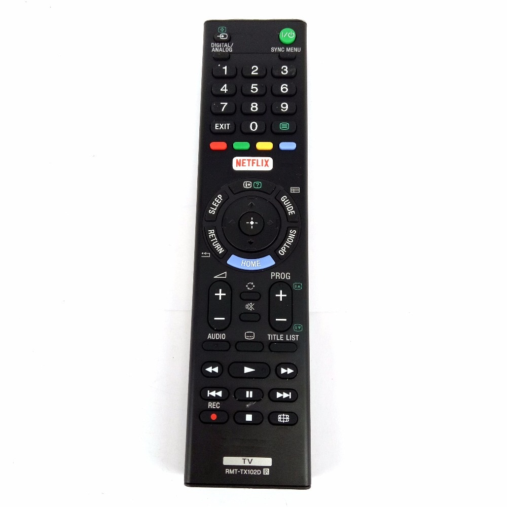 Nuevo original y genuino para SONY RMT-TX102D RMTTX102D TV control remoto para KDL-32R500C KDL-40R550C KDL-48R550C Fernbedienung
