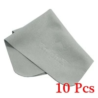 knightx 10pcs electronics cleaning cloths lens cloth for tv camera lens filters lot for cleaner nd uv filter cleaner clean