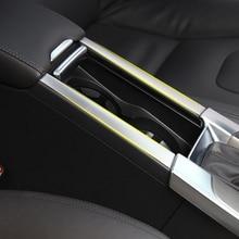 DWCX cat-style 2 pièces Chrome tasse porte-boissons Console centrale garniture de couvercle pour Volvo XC60 S60 V60 2011 2012 2013 2014 2015