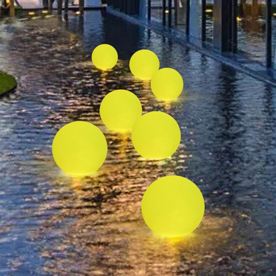 thrisdar piscina festa bola luz com controle remoto rgb submersivel luz subaquatica