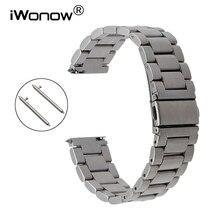 Bracelet de montre rapide en acier inoxydable pour Maurice Lacroix Luminox Hamilton bracelet de montre 18mm 20mm 22mm 23mm 24mm
