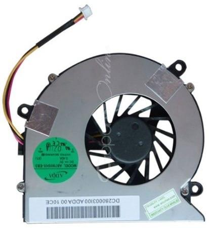 SSEA New CPU laptop Cooling Fan para Acer Aspire 5220 5310 5315 5320 5520 5520g 5710 5720 7220 7230 7520 7520g 7720 7720g 7720z