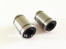 2 unids/lote LM30UU 30mm 30mm x 45mm x 64mm rodamiento de bolas lineales casquillo CNC 30 45x45x64mm nuevo