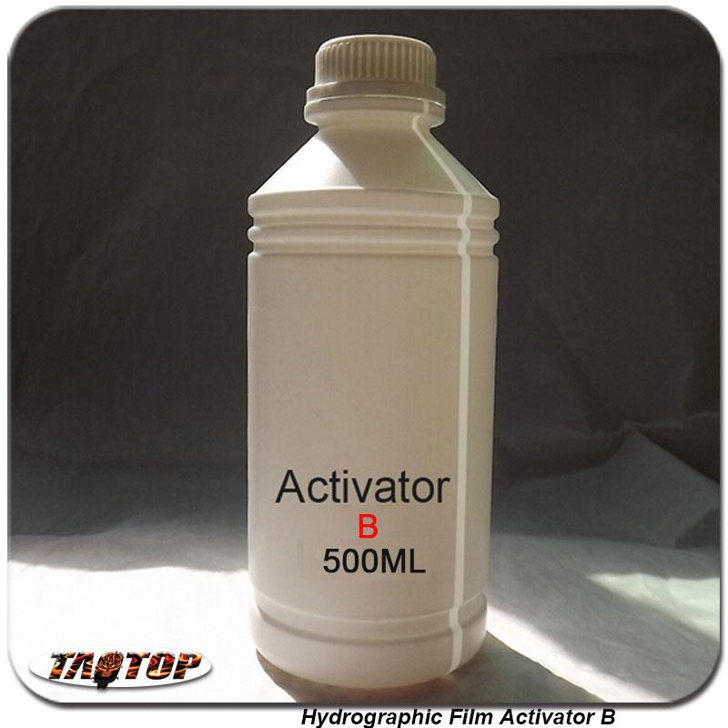 Activator B 500ml Water Transfer Printing Film Activator Trigger Hydrographic Film Activator B