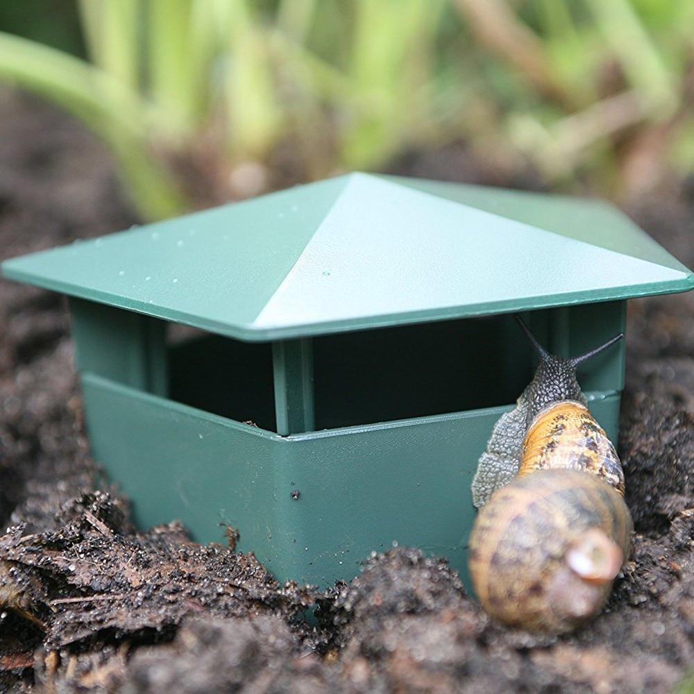 Catcher Reusable Garden Snail Trap Catch Slugs Snails Garden Environmentally Friendly Fournitures de jardinage#5