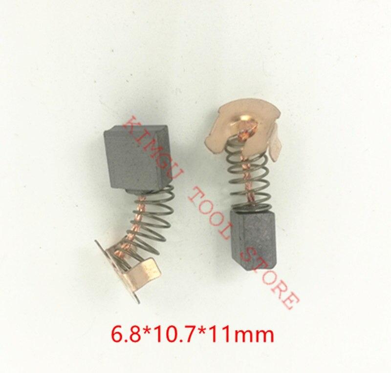 Cepillos de carbono para MAKITA CB-441 BLS820SF BLS713Z BLS713 BLS713RFE BTD200 BTW200 BTW450 BTW450Z BTW450RFE BSR730 DTW45Z