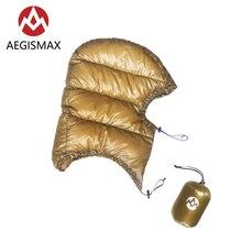 AEGISMAX chapeau série unisexe adulte en plein air Camping randonnée urltra-light coupe-vent garder au chaud chapeau en duvet doie