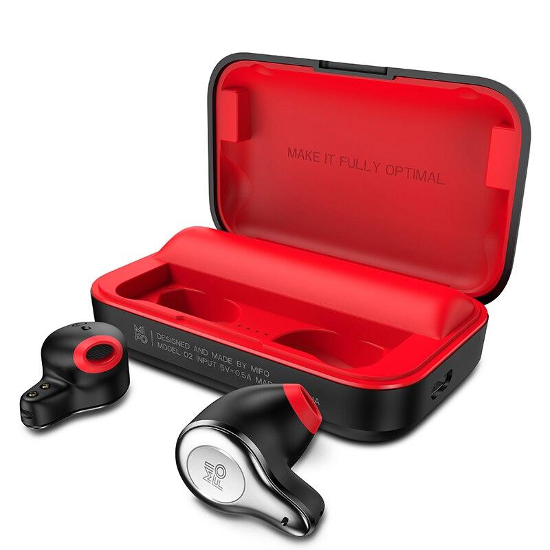 MIFO O2 TWS auricular Bluetooth auriculares inalámbricos auténticos auriculares impermeables APT-X auriculares estéreo 3d deporte de sonido